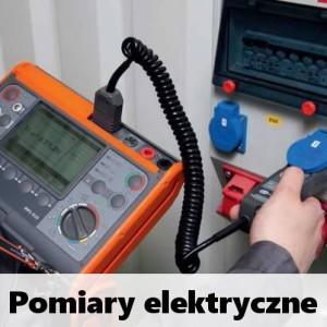 pomiary elektryczne, okresowe i odbiore Poznań