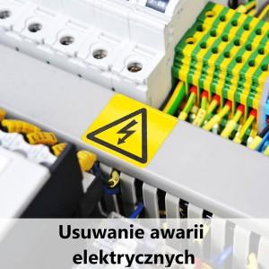 usuwanie awarii elektrycznych Poznań